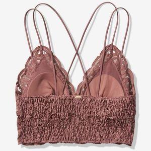 Victoria's Secret Intimates & Sleepwear - NWT🏷VICTORIA SECRET CROCHET LACE BRALETTE